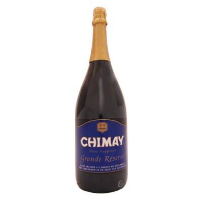 Bouteille Jeroboam Chimay bleue 3L