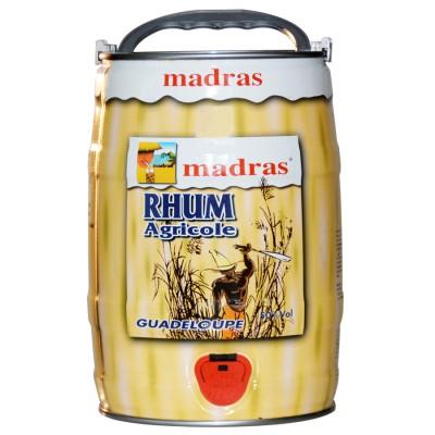 Fut de Rhum Agricole de Guadeloupe