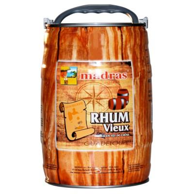 Fut de Rhum Vieux Agricole de Guadeloupe
