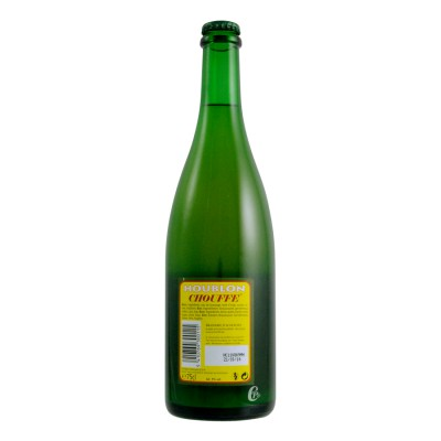 Bouteille de bière houblon ipa Chouffe  9 °