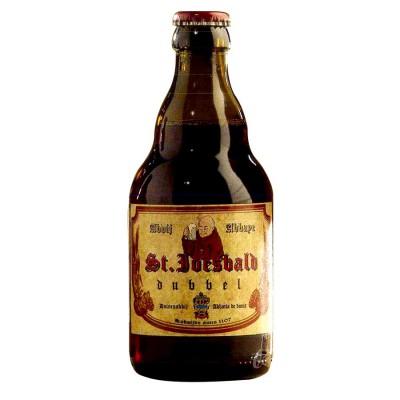 Bouteille de bière Saint Idesbald Triple 8,5