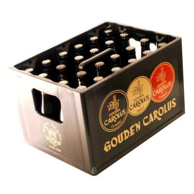 Bouteille de bière Carolus d'or classic 8,5°