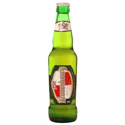 Bouteille de bière KRONENBOURG AKROBAT 4.2°