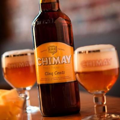 """Bière Trappiste Chimay Triple """"Cinq Cents"""" 75cl - 8% (Bière)"""