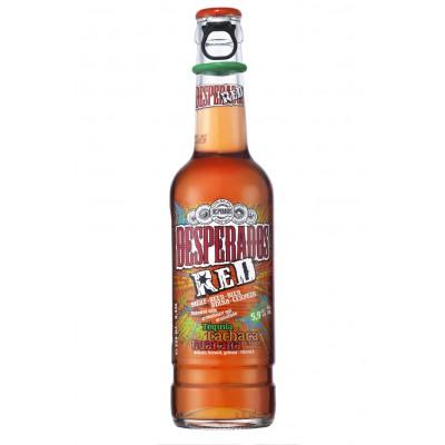 Bouteille de bière Desperados RED 5.9°