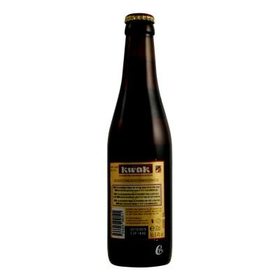 Bouteille de biere Kwak 33 cl (Bière)