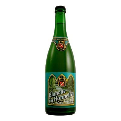 Bouteille de bière BLANCHE DE HONNELLES 6°