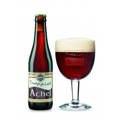 Bouteille de bière ACHEL BRUNE 8°
