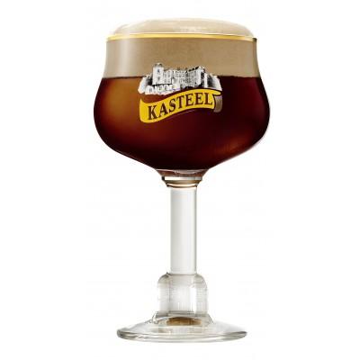 Bouteille de bière KASTEEL BRUNE 11°