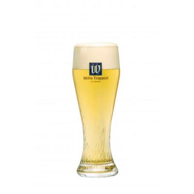 Bouteille de bière La Trappe Witte 5,5°