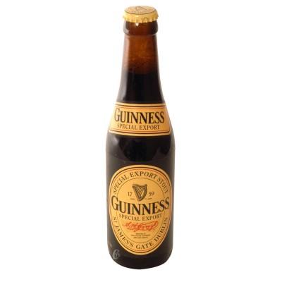 Bouteille Guinness spécial export 33cl