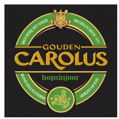 Bouteille de bière CAROLUS HOPSINJOR 8°