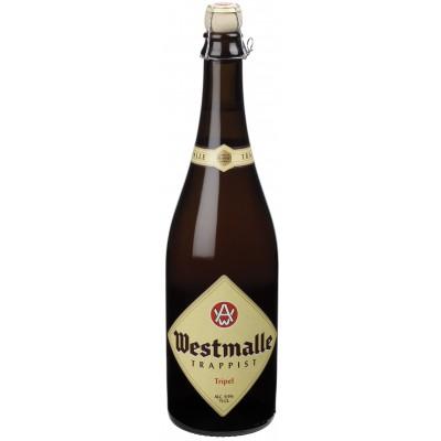 Bouteille de bière WESTMALLE TRIPLE 9,5°