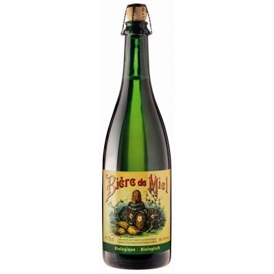 Bouteille de bière BIERE DE MIEL BIO 8°