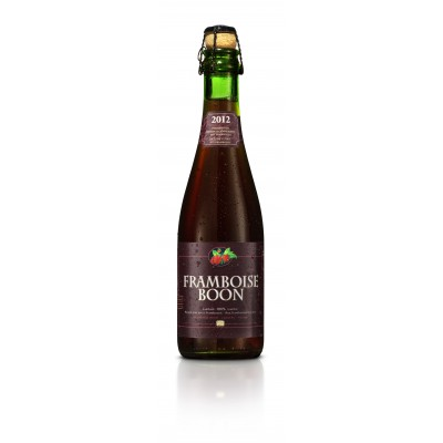Bouteille de bière BOON FRAMBOISE 5°