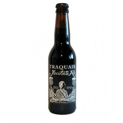 Bouteille de bière TRAQUAIR JACOBIT ALE 8°