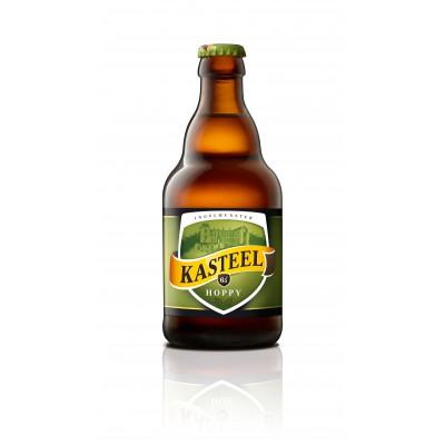 Bouteille de bière KASTEEL HOPPY 6.5°