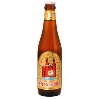 Bouteille de bière DENDERMONDE TRIPLE 8°