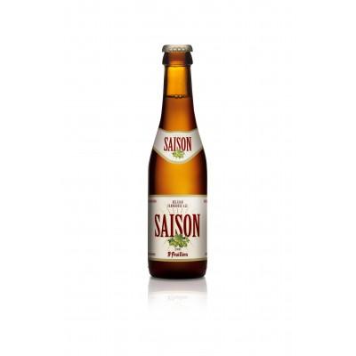 Bouteille de bière ST FEUILLIEN SAISON 6.5°
