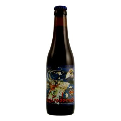 Bouteille de bière NOSTRADAMUS 9°