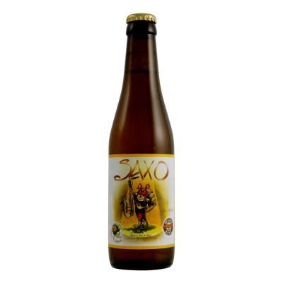 Bouteille de bière SAXO BIO 7,5°