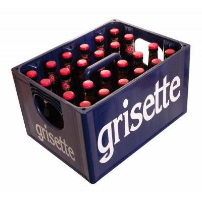 Bouteille de bière GRISETTE FRUIT DES BOIS 3.5°