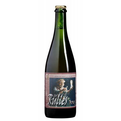 Bouteille de bière RULLES TRIPLE 8,4 °