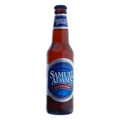 Bière americaine Samuel Adams