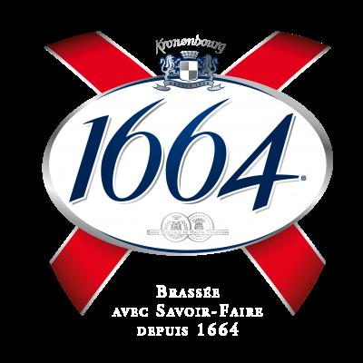 Bouteille de bière 1664 5.5°
