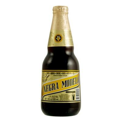 Bouteille de bière NEGRA MODELO 5.4°