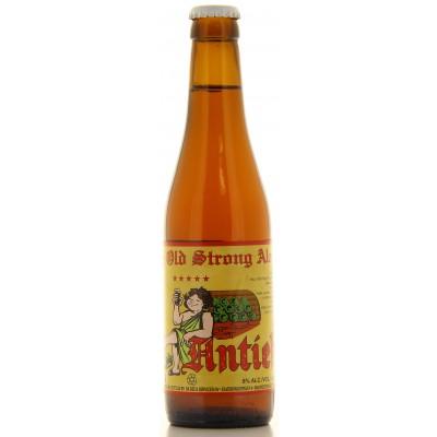 Bouteille de bière ANTIEK BLONDE 8 °