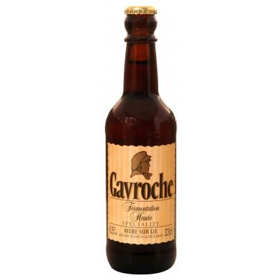 Bouteille de bière GAVROCHE 8,5°