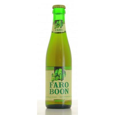 Bouteille de bière BOON FARO 5°