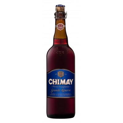 Bouteille de bière CHIMAY GRANDE RESERVE 9°