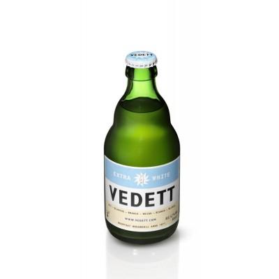 Bouteille de bière VEDETTE BLANCHE 4,7°