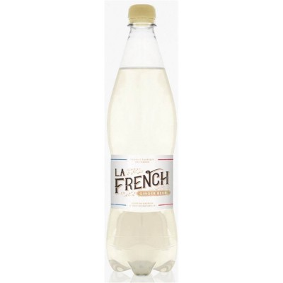 LA FRENCH GINGER BEER 100CL