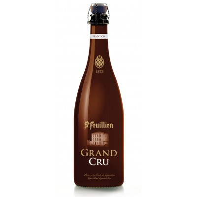 Bouteille de bière ST FEUILLIEN GRAND CRU 9.5° VP75
