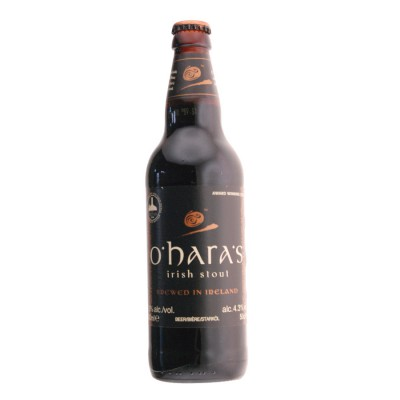 Bière irlandaise O'Haras Irish Stout