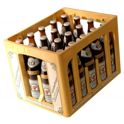 Bouteille de bière KUCHLBAUER WEISS 5.5°