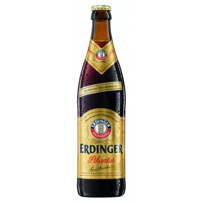 Bouteille de bière ERDINGER PIKANTUS 7.3°