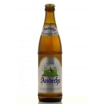 Bouteille de bière ANDECHS BERGBOCK HEL 6.9°
