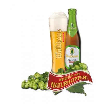 Bouteille de bière WALDHAUS OHNE FILTER 5.6°