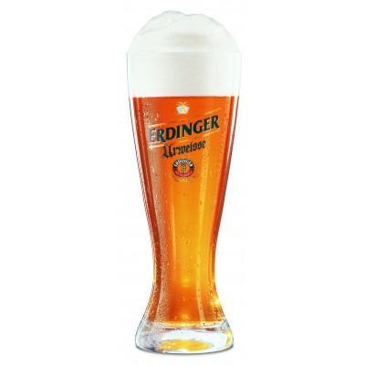 Bouteille de bière ERDINGER URWEISSE 4.9°