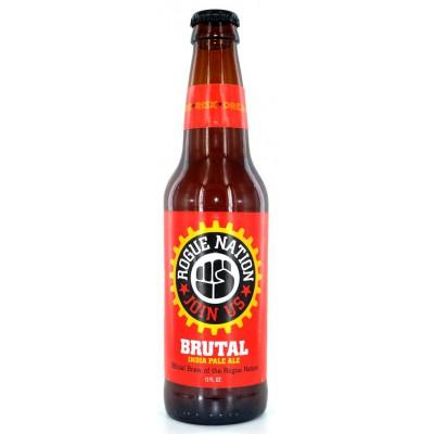 Bouteille de bière ROGUE BRUTAL IPA 6.3° VP35.5