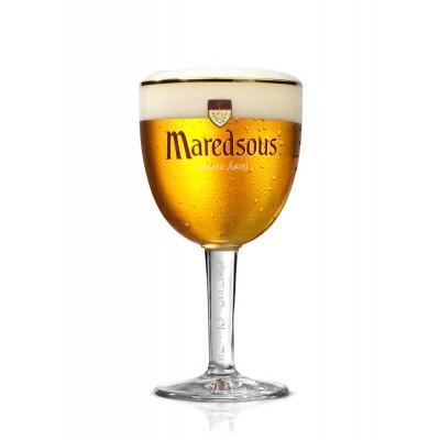 Bouteille de bière MAREDSOUS BLONDE 6°