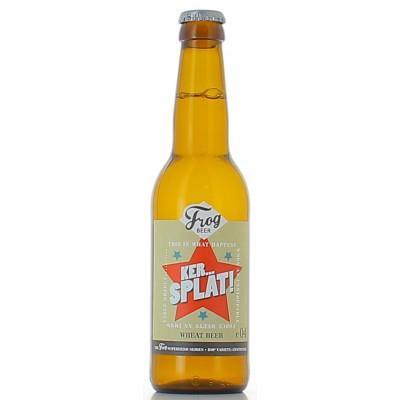 Bouteille de bière FROG KERSPLAT 4.0°