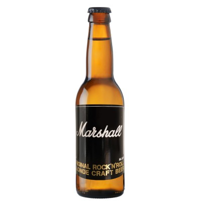 Bouteille de bière Marshall Beer 8,6° - 33cl