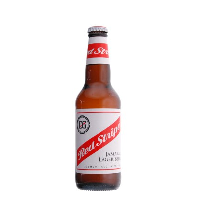 Bouteille Red Stripe 33cl