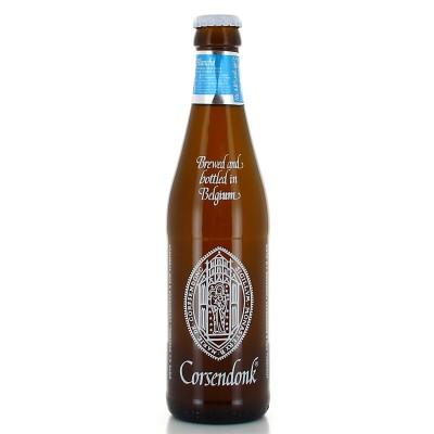 Bouteille de bière CORSENDONCK BLANCHE 4.8°