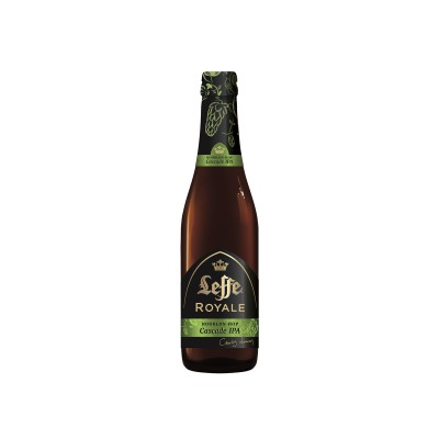 Bière Leffe Royale IPA Cascade